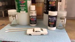 أول مرة Createx السيارات يوضع السدادة / Pealized