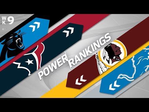 Week 9 Power Rankings | NFL