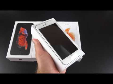 Apple iPhone 6S & 6S Plus Unboxing [DetroitBORG]