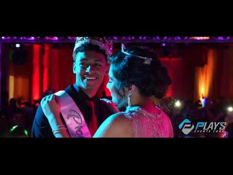 Clase Ophira 2019  Senior Prom Esc  Sup  Domingo Aponte Collazo, Lares PR