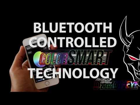 Race Sport Lighting DemonEYE LED Headlight KIt