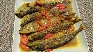 Cara Masak Pesmol Ikan Kembung