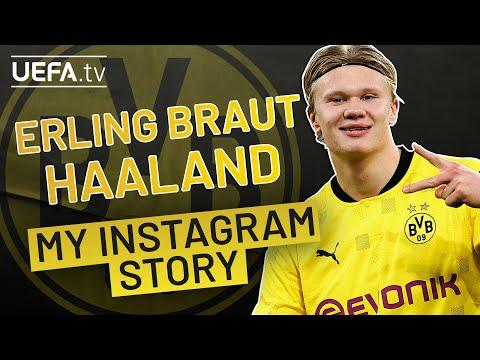 ERLING HAALAND: My Instagram Story