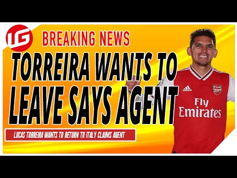 TORREIRA'S AGENT SAYS HE WANTS OUT OF ARSENAL | DAILY TRANSFER UPDATE from YouTube · Duration:  31 minutes 12 seconds