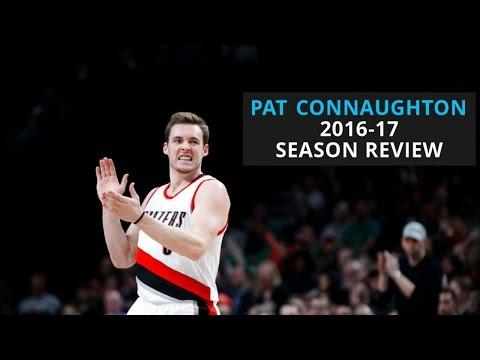 2016-17 Portland Trail Blazers season review: Pat Connaughton
