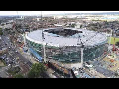 08/08/18 Tottenham Hotspur new stadium