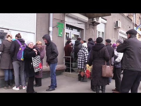 Как платить пенсии жителям Донбасса