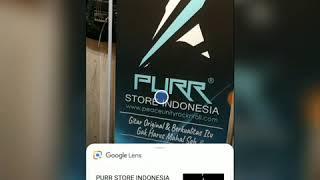 Cari Informasi Purr Store Indonesia Via Google Lens