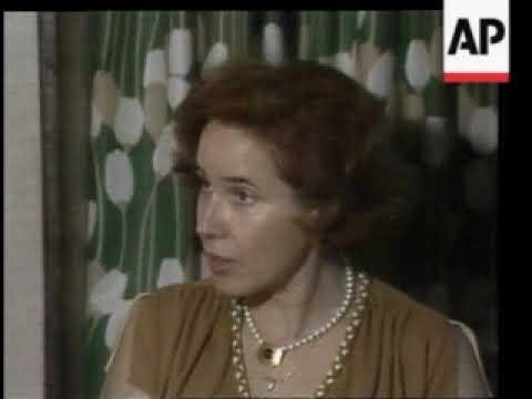 Chile - Beate Klarsfeld seeks Nazi war criminal Rauff