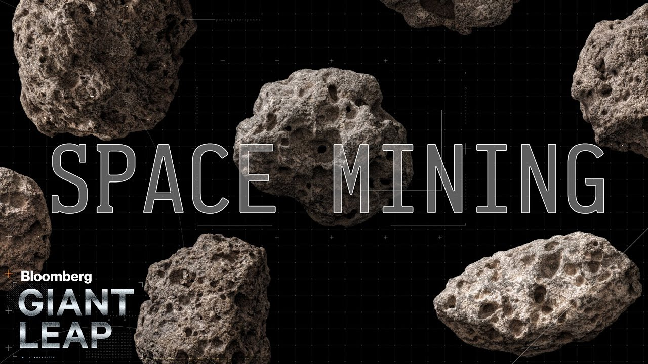 Want to Be a Trillionaire? Try Space Mining
