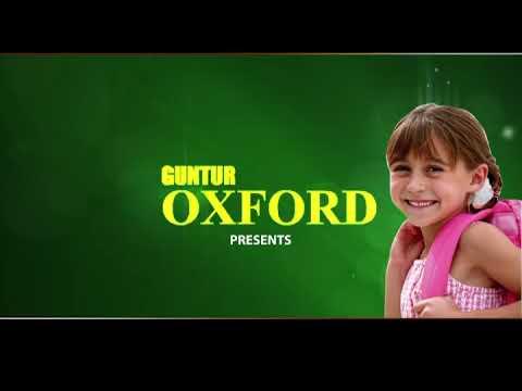 Guntur oxford school.. Lakshlaadi tallidrandrula nammakam