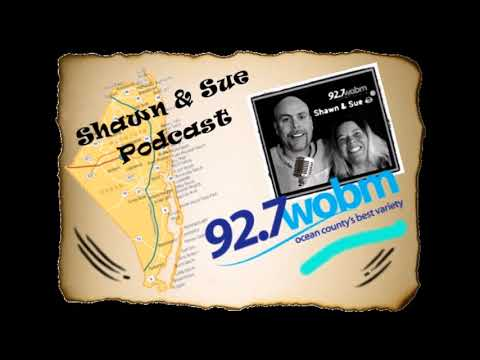 NFL, Offshore Drilling, Peanut Butter & Bon Jovi - Shawn & Sue's Podcast 1 25 2018