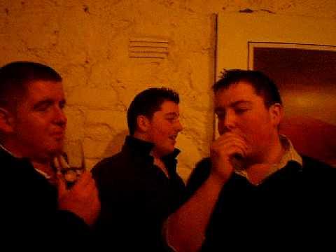 Charleville Boyzone just missing Stephen Gately