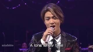 「アンチェインド・メロディ」(Unchained Melody) 歌:井上芳雄 (ラ...
