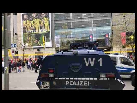 Man suspected of bombing Dortmund team bus arrested in Germany