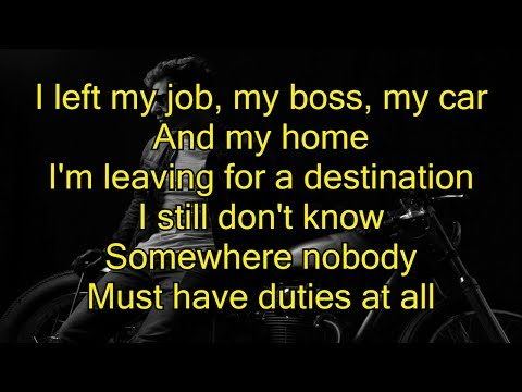 Alex Gaudino - Destination Calabria (lyrics) Feat. Crystal Waters