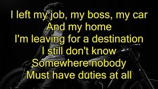 Baixar Alex Gaudino - Destination Calabria (lyrics) Feat. Crystal Waters