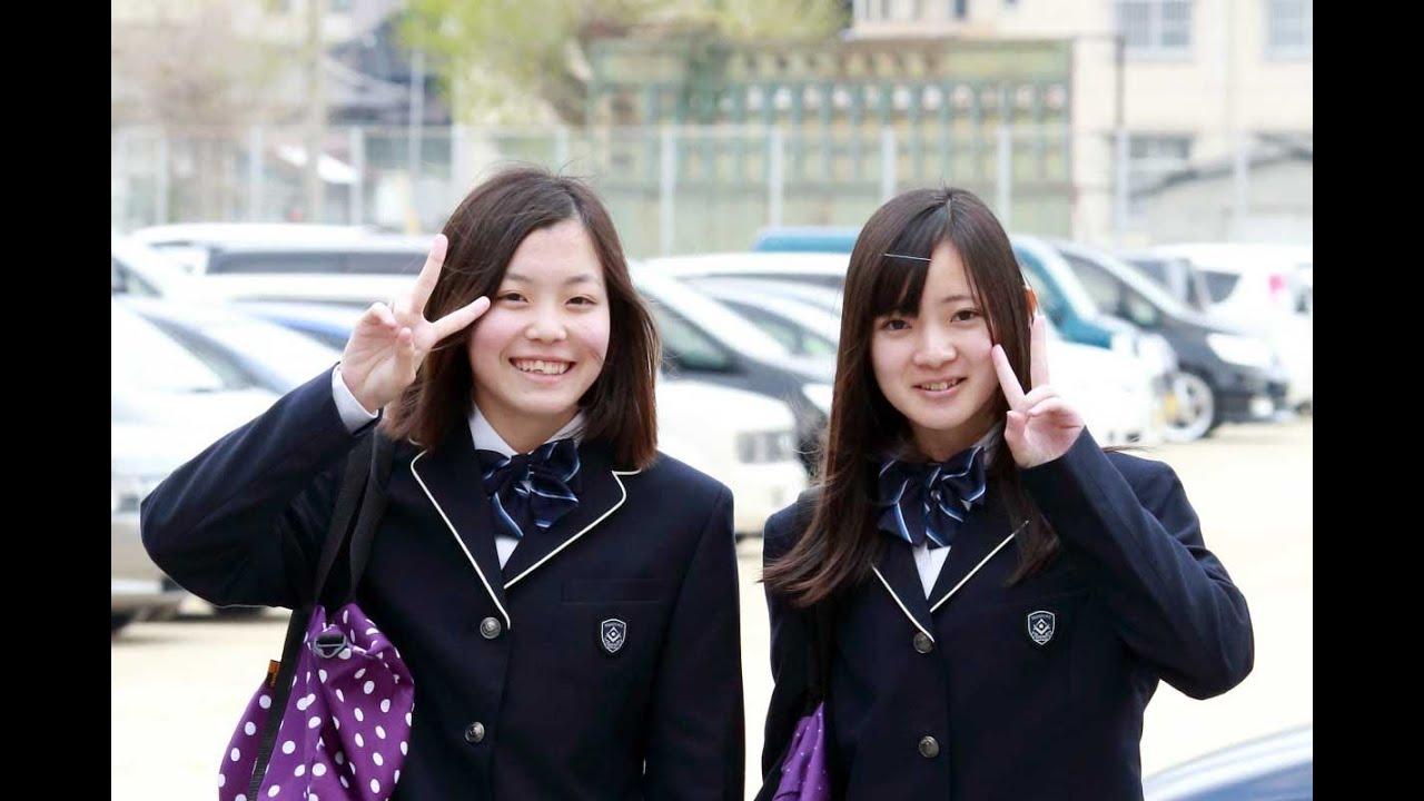 津久見高等学校制服画像