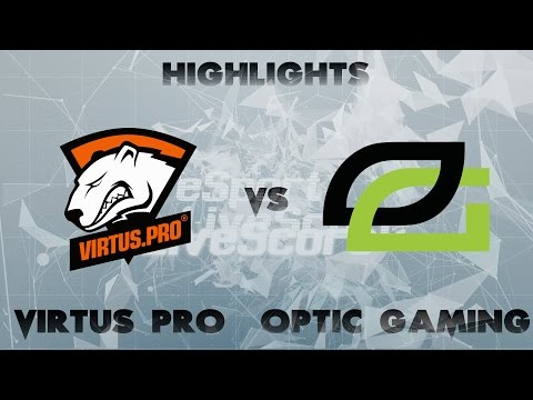 VIRTUS PRO vs OPTIC GAMING (1-0) @ ELEAGUE Major 2017 Atlanta