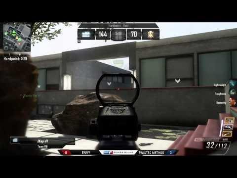 Envy Vs Twisted Method - Game 1 - CWR1 - MLG Anaheim 2013
