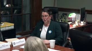 2020-02-04 Doula Bill Senate 17