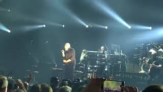 Phil Collins, In the Air Tonight, Montreal, Centre Bell 2018, not dead yet tour
