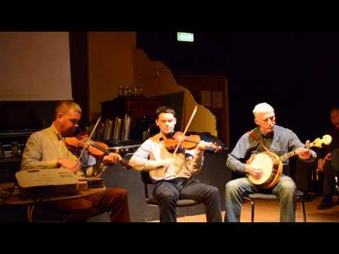 Con Moynihan, Aidan Connolly, Denis O'Connor