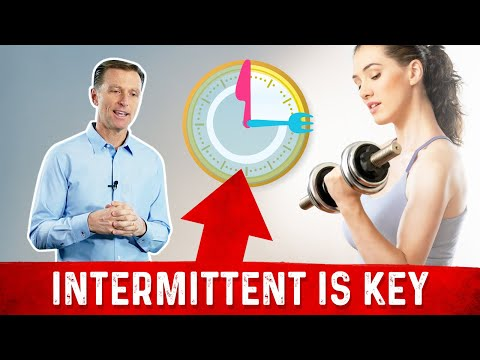 """The """"Intermittent"""" Part of Fasting and Exercise Is Vital"""