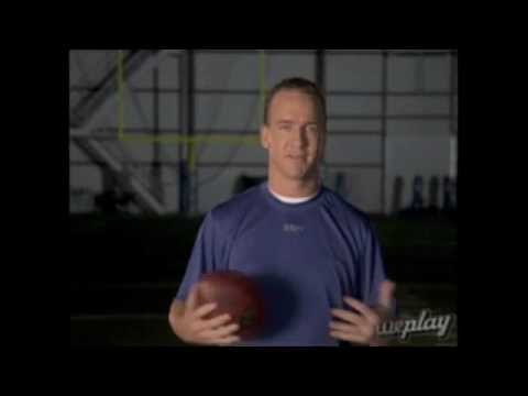 QB Signals with Receivers: with Peyton Manning