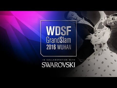 Abel - Galkina, EST | 2016 GS STD Wuhan R3 W | DanceSport Total