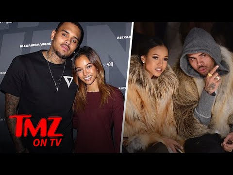 Karrueche Tran Gives Chris Brown the OK | TMZ TV
