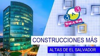 ¡Top: Edificios Más Altos de El Salvador!