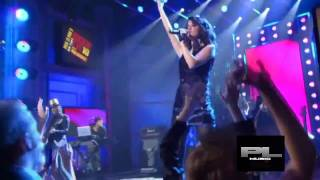 Selena Gomez - Who Says Kisses Justin Bieber Born To Be Somebody A Year Without Rain - 2010 (HD 720)