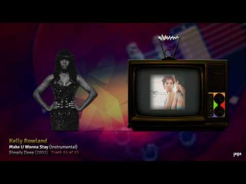 jegaTV. | SPANISH GUITAR. | 14. Kelly Rowland - Make U Wanna Stay (Instrumental) mp3