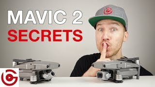 DJI MAVIC 2 SECRETS: Hidden Features DJI Didn