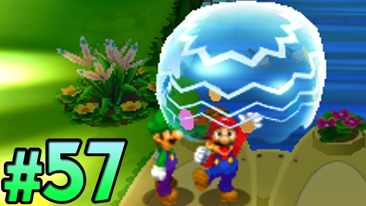 Mario Amp Luigi Dream Team Part 57 Driftwood Jellyfish