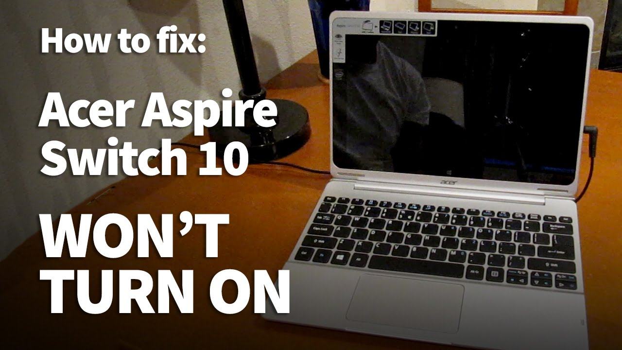 how to reset a acer aspire one laptop
