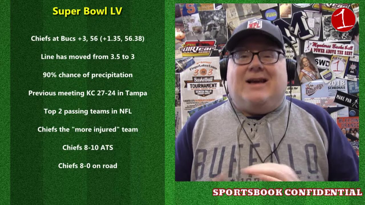 SPORTSBOOK CONFIDENTIAL: Super Bowl LV preview and picks (podcast)