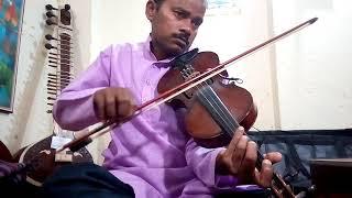 Download Yasoda ka Nandlala || played on violin. MP3 song and Music Video