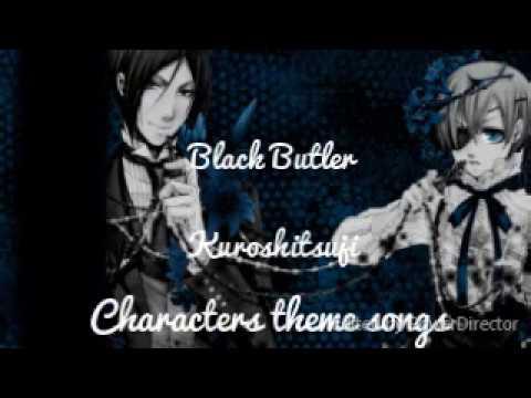 Black Butler music theme songs