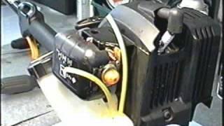 Carburetor Rebuild of 4 Cycle Ryobi, Troybilt Grass Trimmer