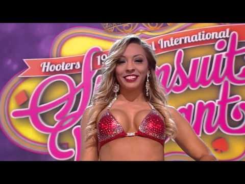 Asses! 2008 mn hooters bikini finalist tits
