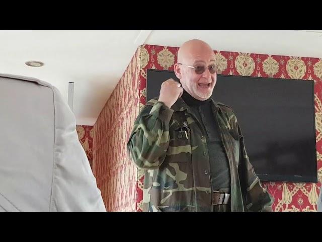 Münib Engin Noyan - Tuzgem Söyleşisi Tuzla (24 04 2016) 2. Bölüm