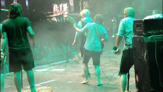 LaBrassBanda feat. Simon (The Prosecution) live Open Flair 2014