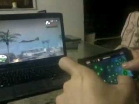 GTA San Andreas: MobiMotion N8 Nokia.
