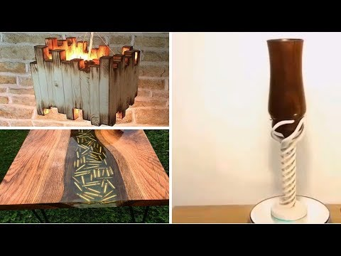 DIY Wood Projects - small fine woodworking projects | quick and easy projects | small wood projects