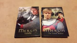 My complete Merlin Collection! (BBC Series)- Emma Cosgrove.