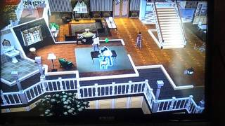 SIMS 3 XBOX TO MAKE BELIEVE MY CHEAT CODE WORKS