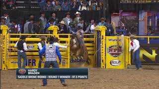 Video 2017 Wrangler NFR Round 1 Highlights download MP3, 3GP, MP4, WEBM, AVI, FLV November 2018