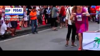 Отдых в Таиланде: гонки на кроватях в Паттайе(Хотите узнать, какое развлечение в Таиланде уж точно самое безумное? Тогда смело включайте это видео -- уж..., 2014-02-07T00:55:16.000Z)